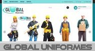 Uniforme laboral ropa trabajo Global Uniformes