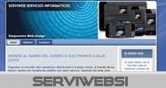 Tiendas online Ecommerce ServiWebsi