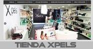 Venta productos peluqueria, belleza y estetica Xpels